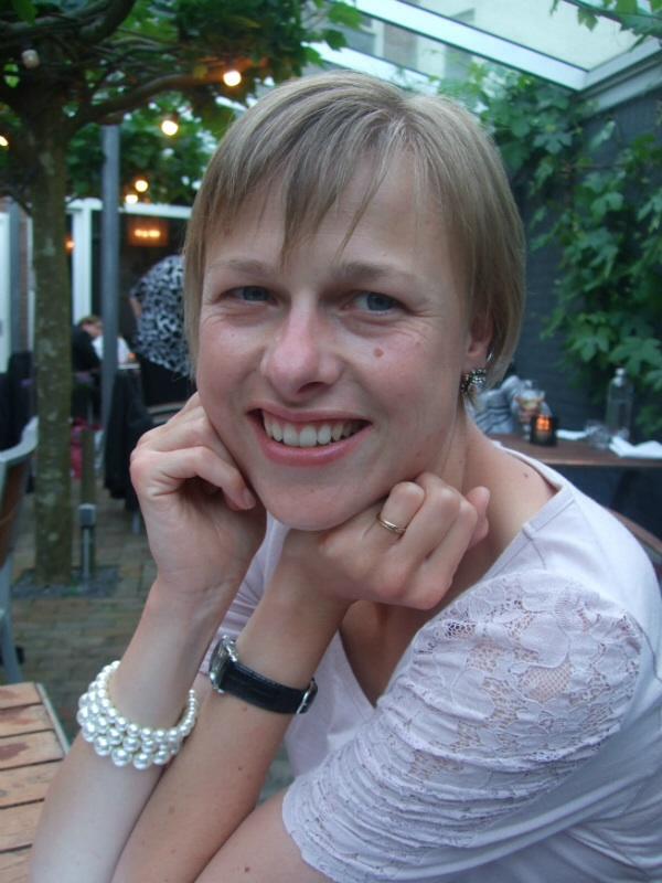 Magteld Darroch-Jansen in 2010